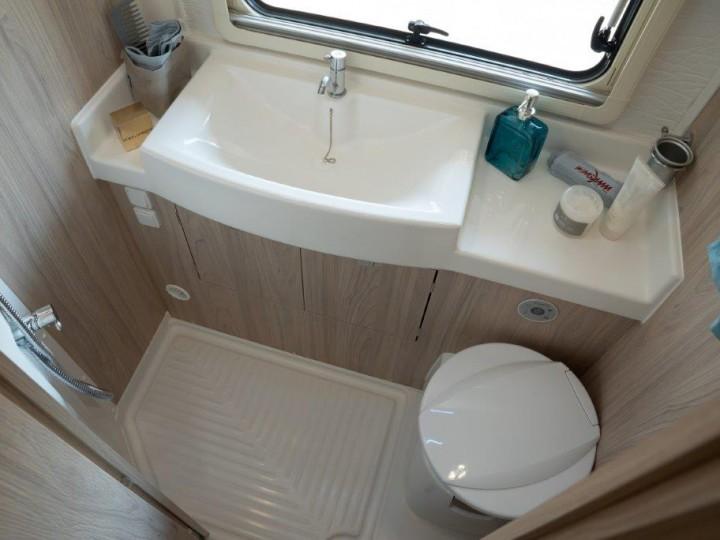 Wingamm-Brownie-Toilette - camper