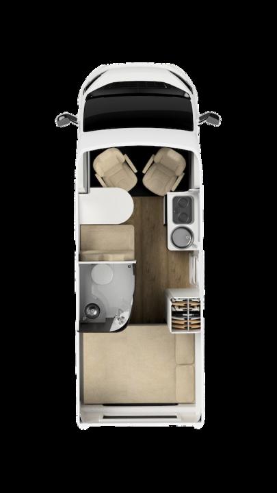 Suite City - camper