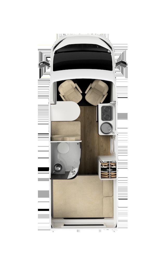 City_Suite - Wohnmobil