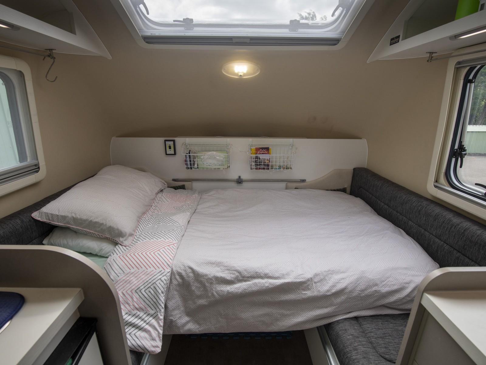 Kleine Juwel Caravans - Wohnmobil