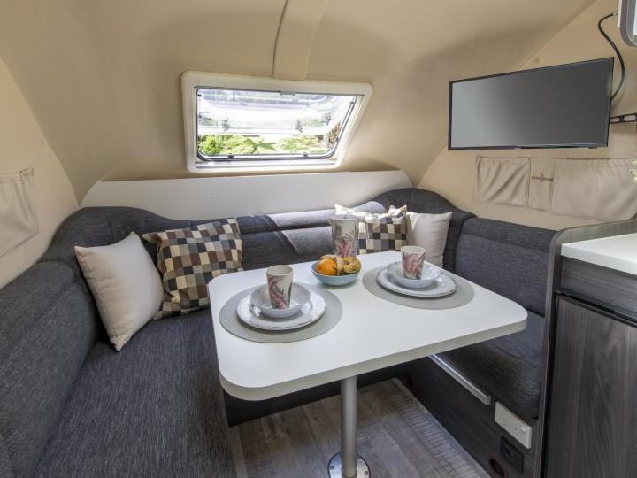 John BurkeLittle Gem Caravans - camping-car