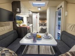 John Burke Little Gem Caravans - camper