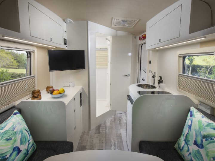 Caravanes Little Gem - camping-car