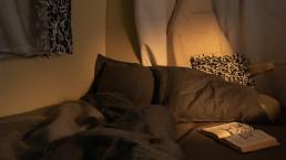Oasi 540 - cama comedor con literas mini camper van - camper