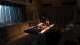 Oasi 540 - diseño camper compacto led con luz nocturna - camper