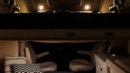 Oasi 540 - caravana caravana compacta nocturna premiumness - camper