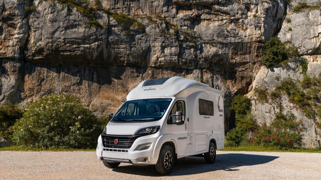 Oasi 540 kleines Luxus Wohnmobil Wohnmobil unter 5 6 m Premium - Wohnmobil