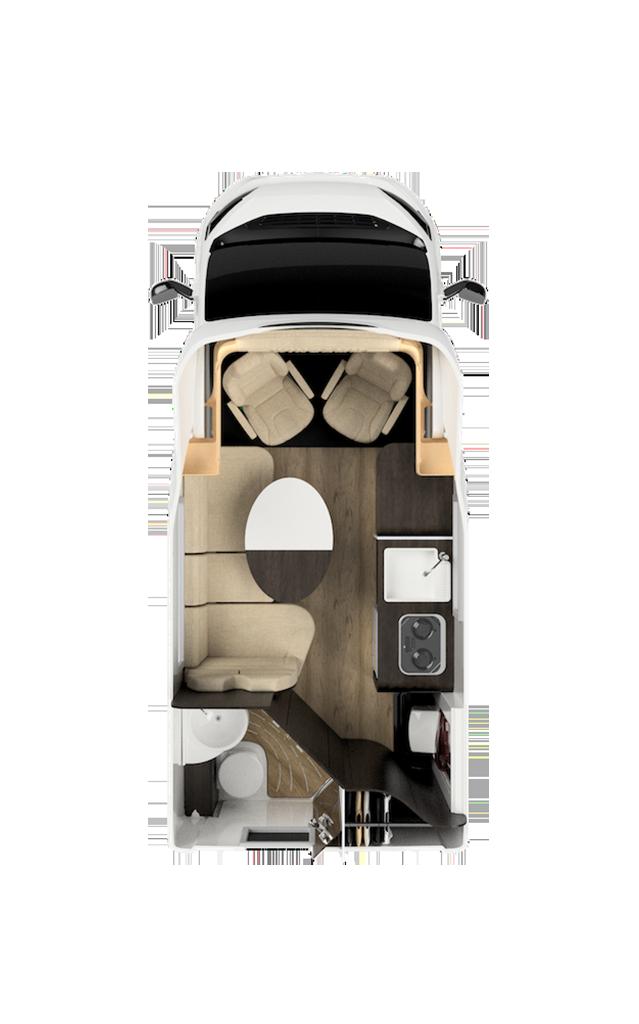 Oasi_540 - Wohnmobil