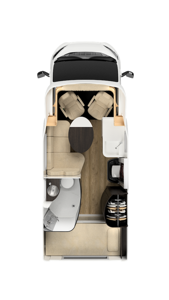 Oasi 610 GL - caravana