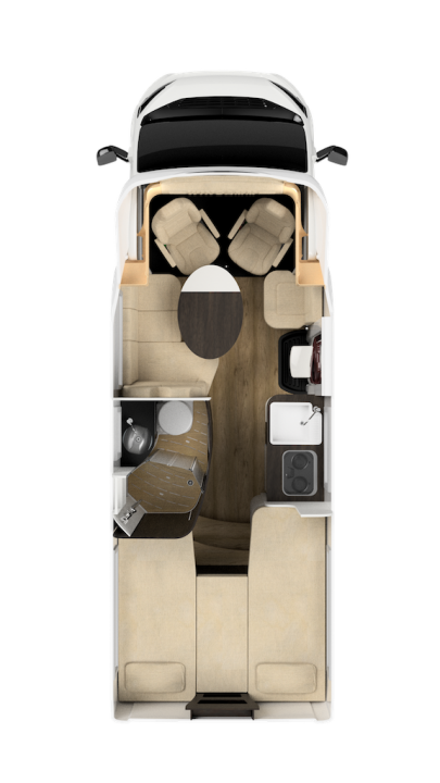 Oasi 690 Twins - caravana