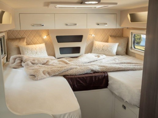 Wingamm-Oasi 690 lits jumeaux jumeaux - camping-car