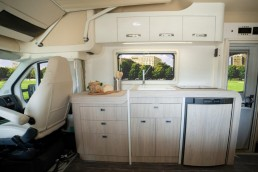 oasi 540 - Küche - zu berichtigen_tagliata - Wohnmobil