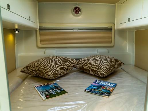 Wingamm-City-Suite-Heckbett - Wohnmobil