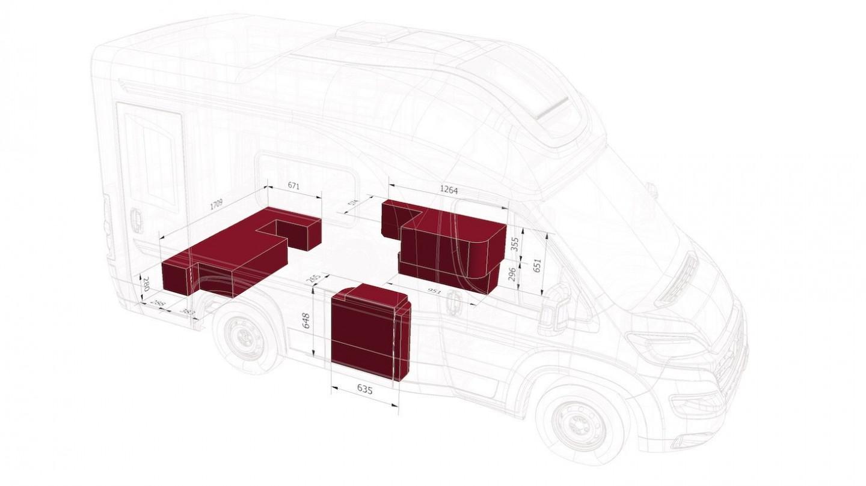 OASI 540N - 2020 - camping-car