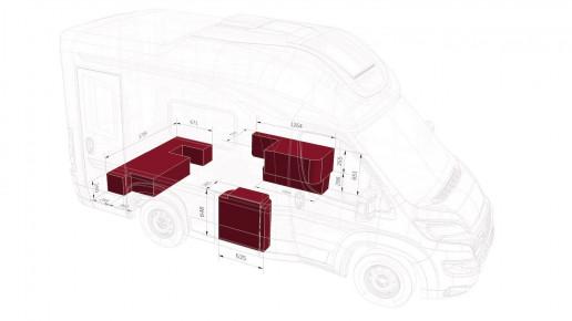 OASI 540N - 2020 - autocaravana