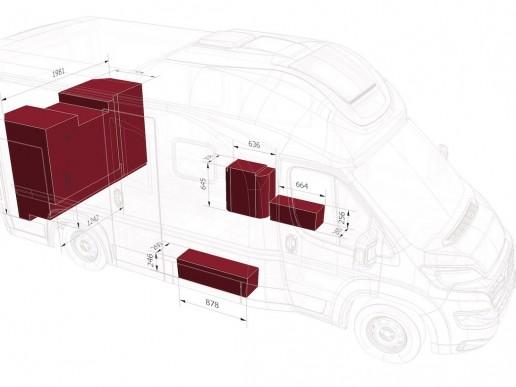 OASI 610GL - 2020 - autocaravana