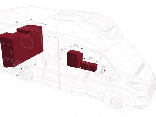 OASI 610ST - 2020 - autocaravana