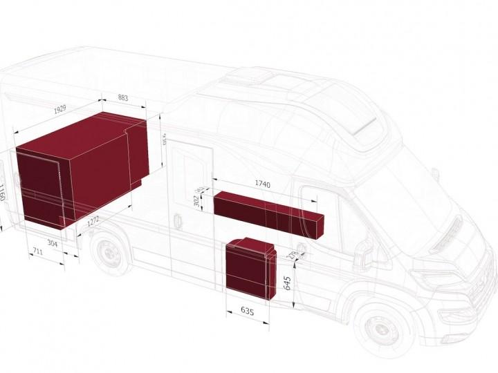 OASI 690 GC - 2020 - autocaravana