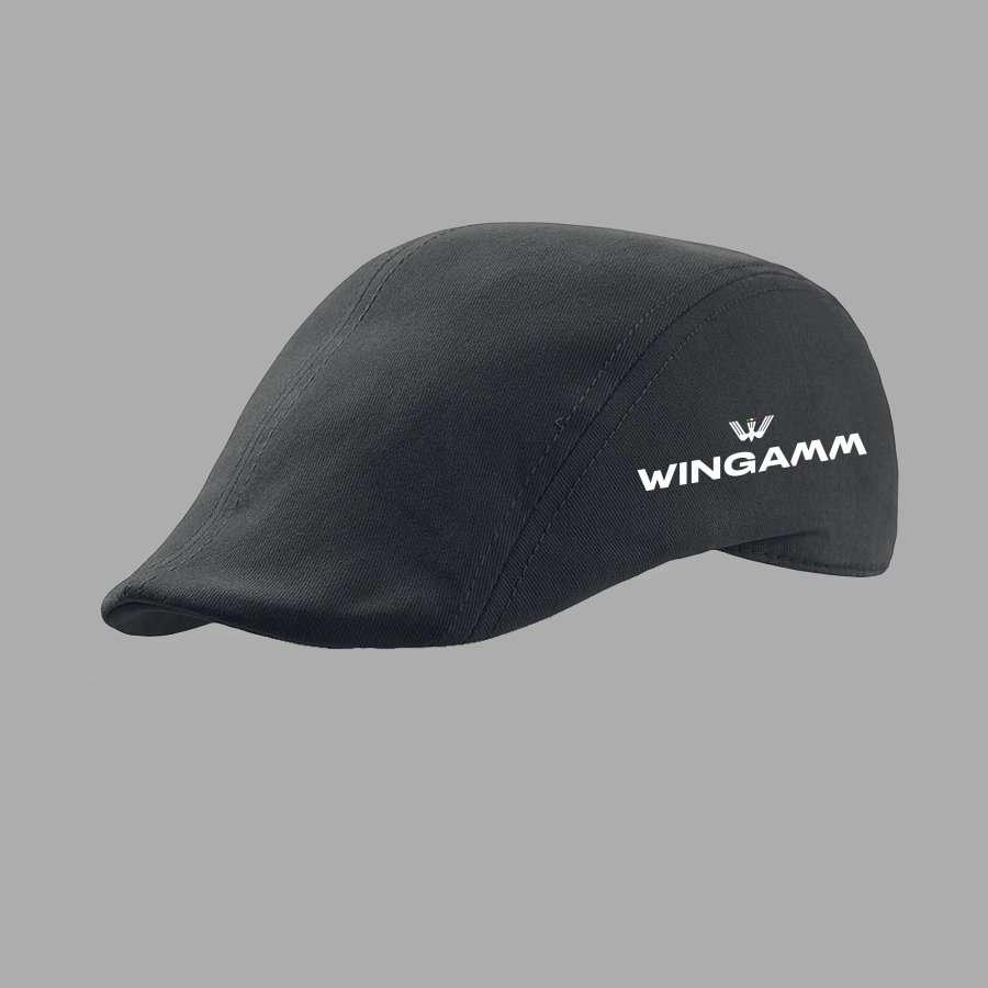 Wingamm flat cap - camper
