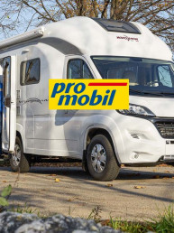 Promobil: The small camper made in Italy Oasi 540 is a real surprise egg - Press review - camper