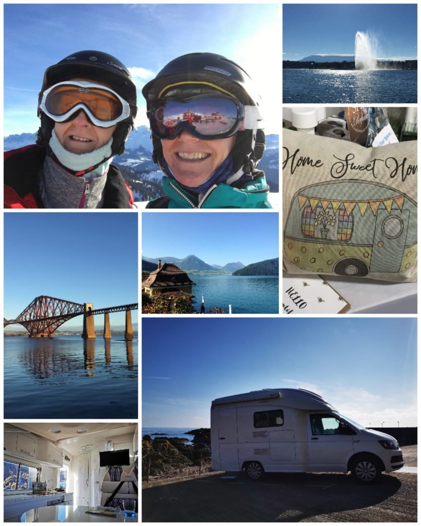 Exploring Scotland with a Micros premium small motorhome - W-People - camper