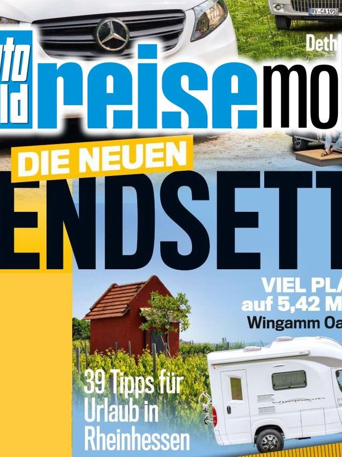 SO KURZ, SO GUT: TEST AUTOBILD REISEMOBIL Oktober 2021 - Pressespiegel - Wohnmobil