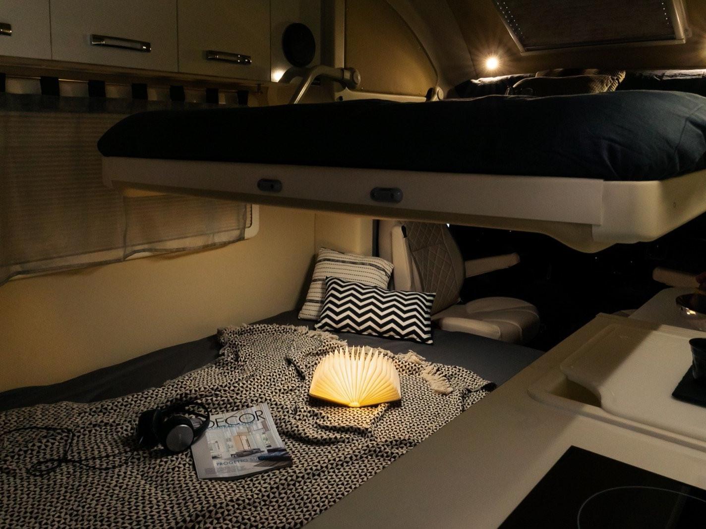 Oasi 540 - 4 berths mini camper under 5.5m premium - camper