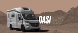 oasi540 - camper